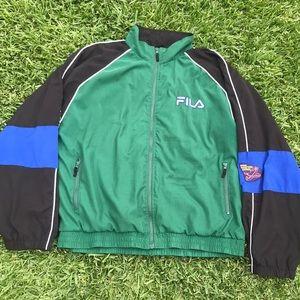 Vintage Fila tennis masters series jacket